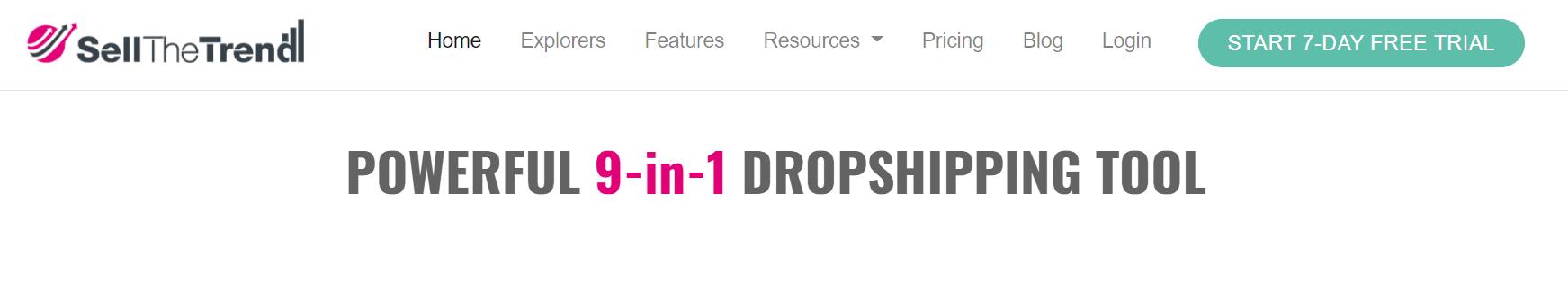 dropshipping tool