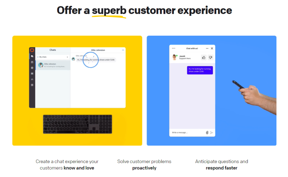 LiveChat Customer Experience