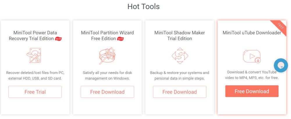 MiniTool Power Data Recovery Tools