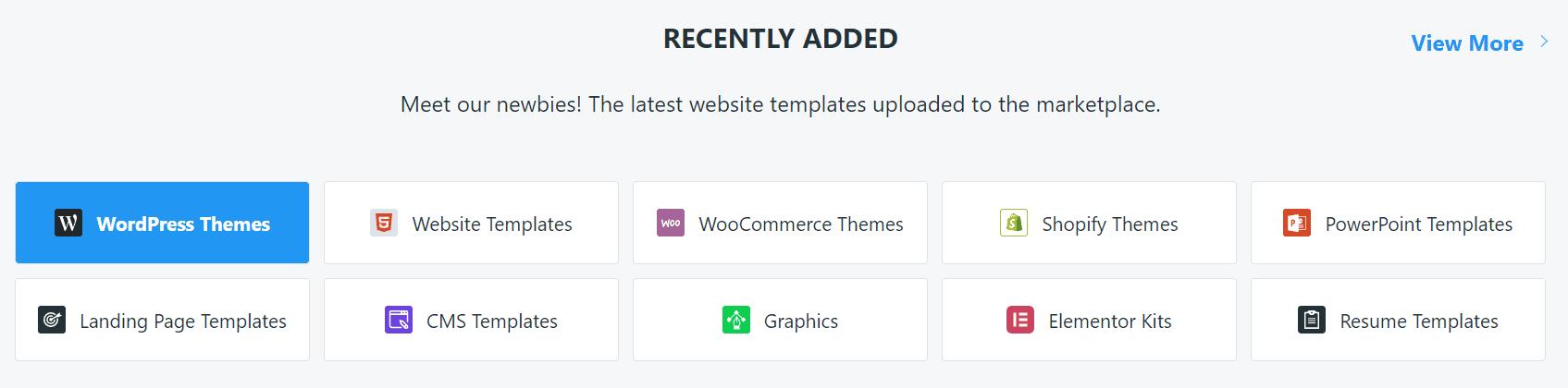 TemplateMonster Themes- wordpress