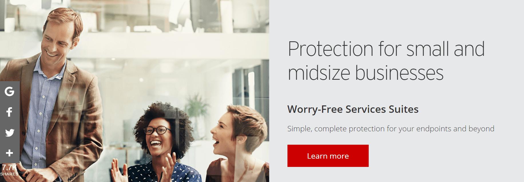 Trend Micro Antivirus coupon- protection