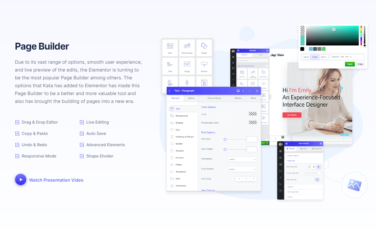 Advanced Page Builder