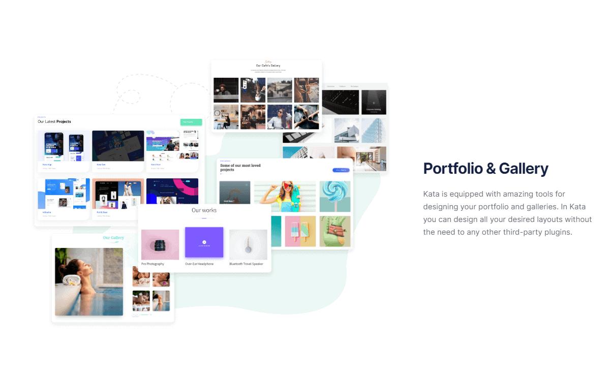 Portfolio & gallery