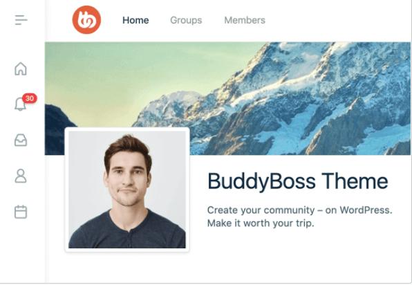 BuddyBoss Review - Theme