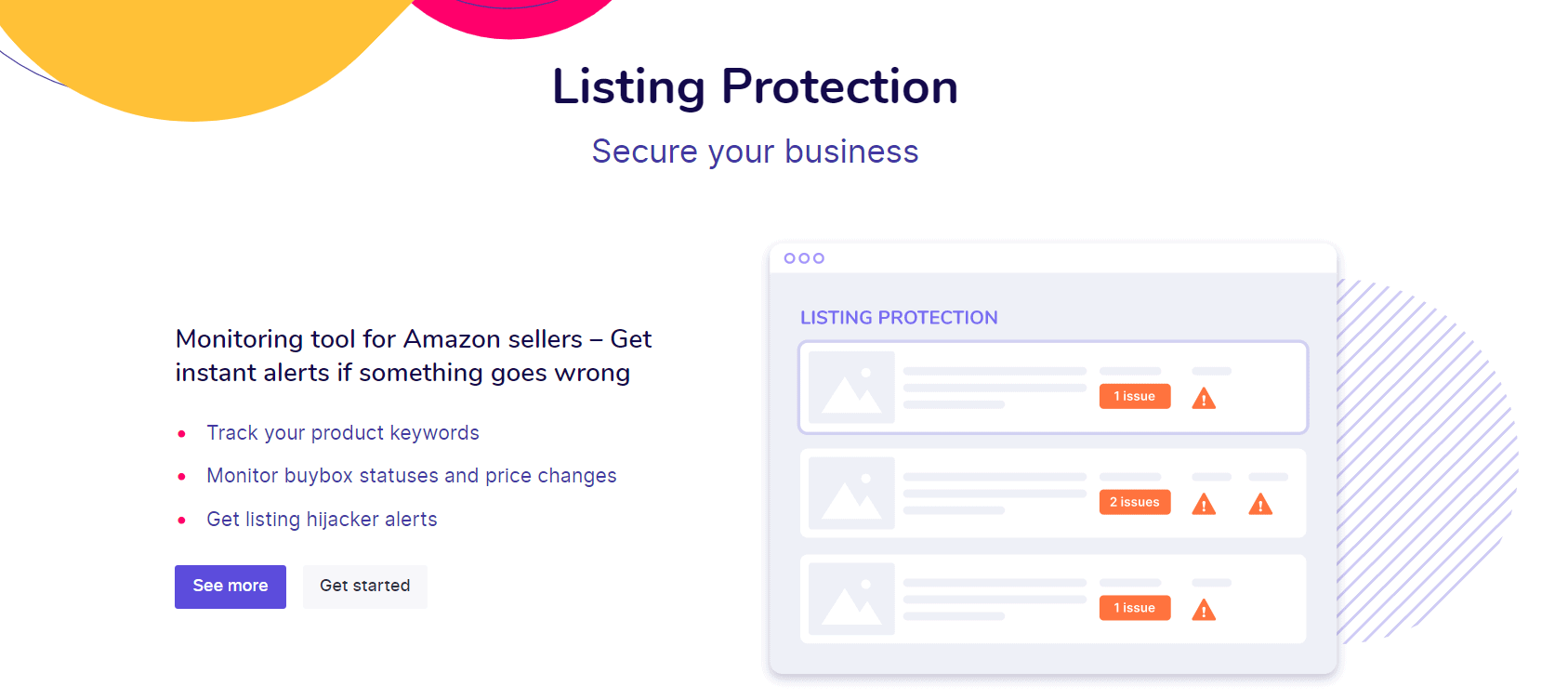 Sellery Listing Protection