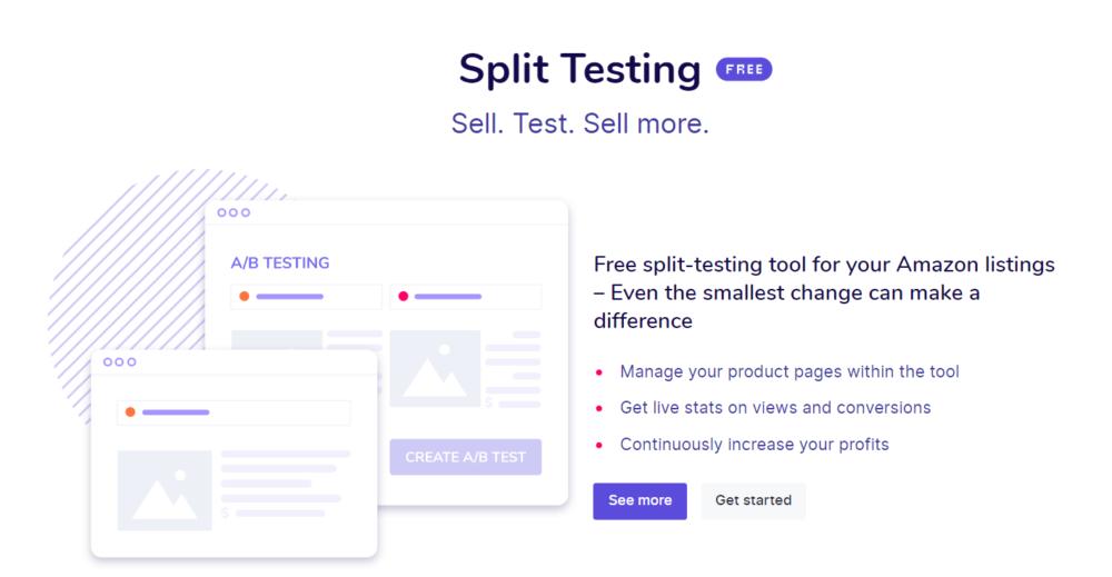 Sellery Split Testing