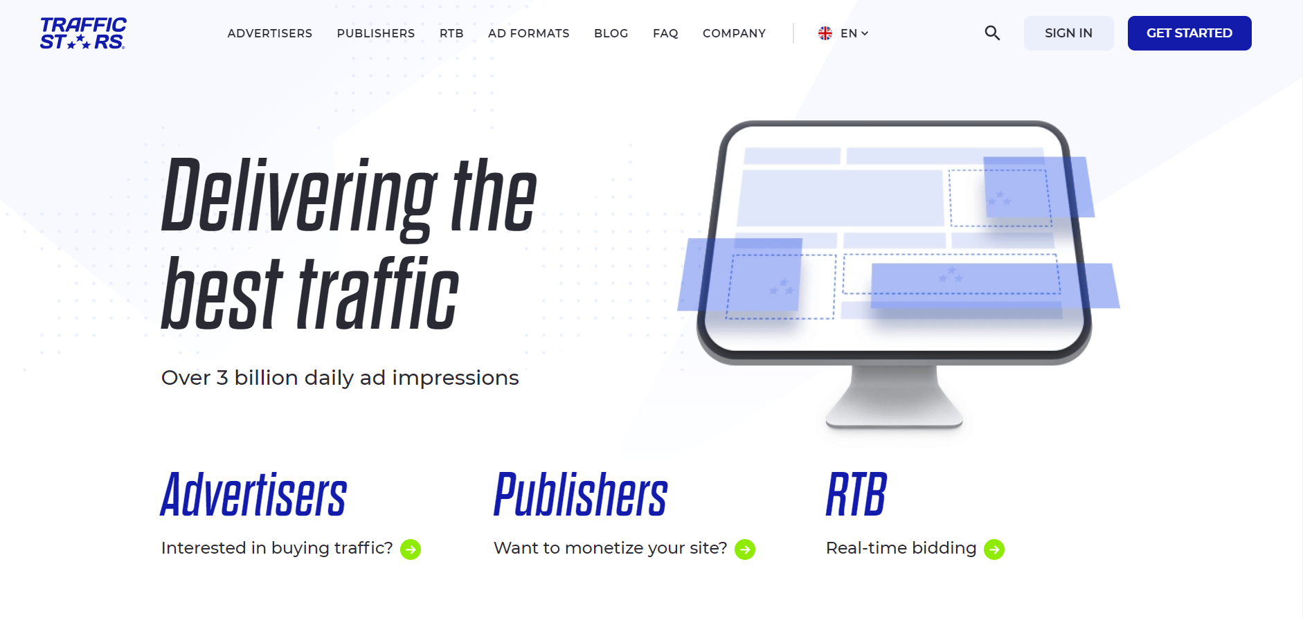 TrafficStars Review - Overview