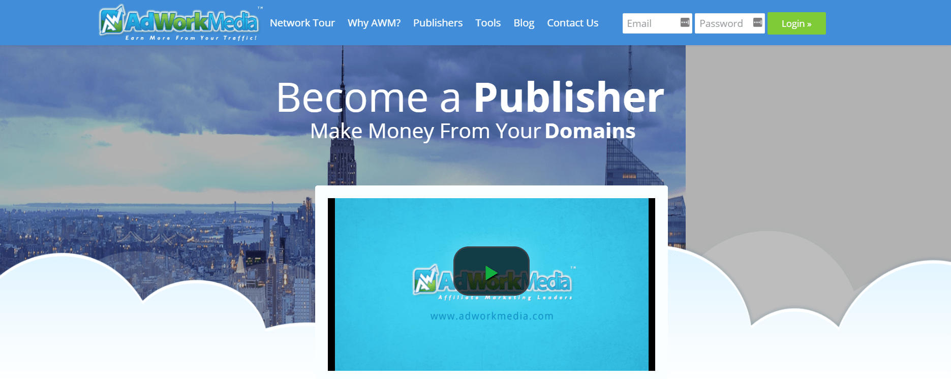 AdWorkMedia - Affiliate Network