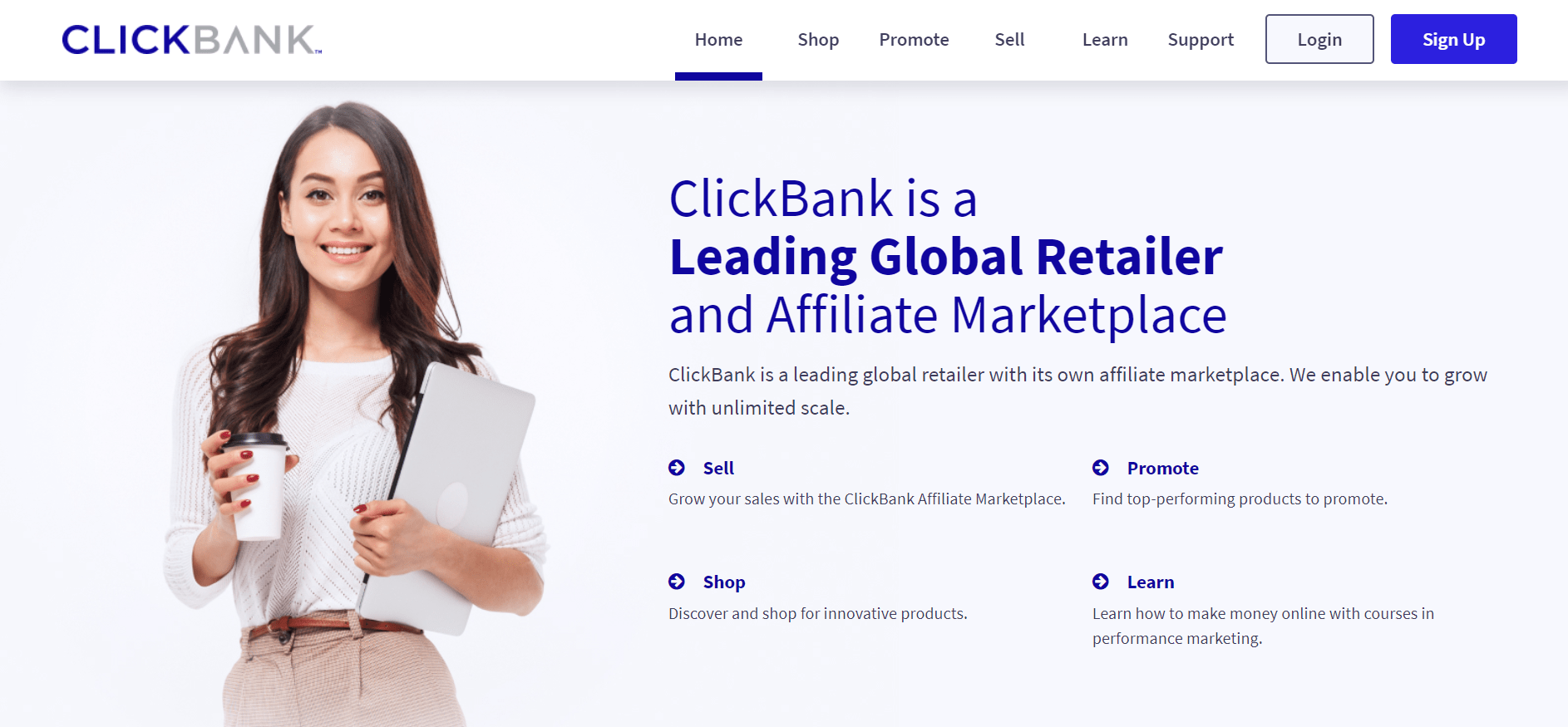 ClickBank - Affiliate Networks