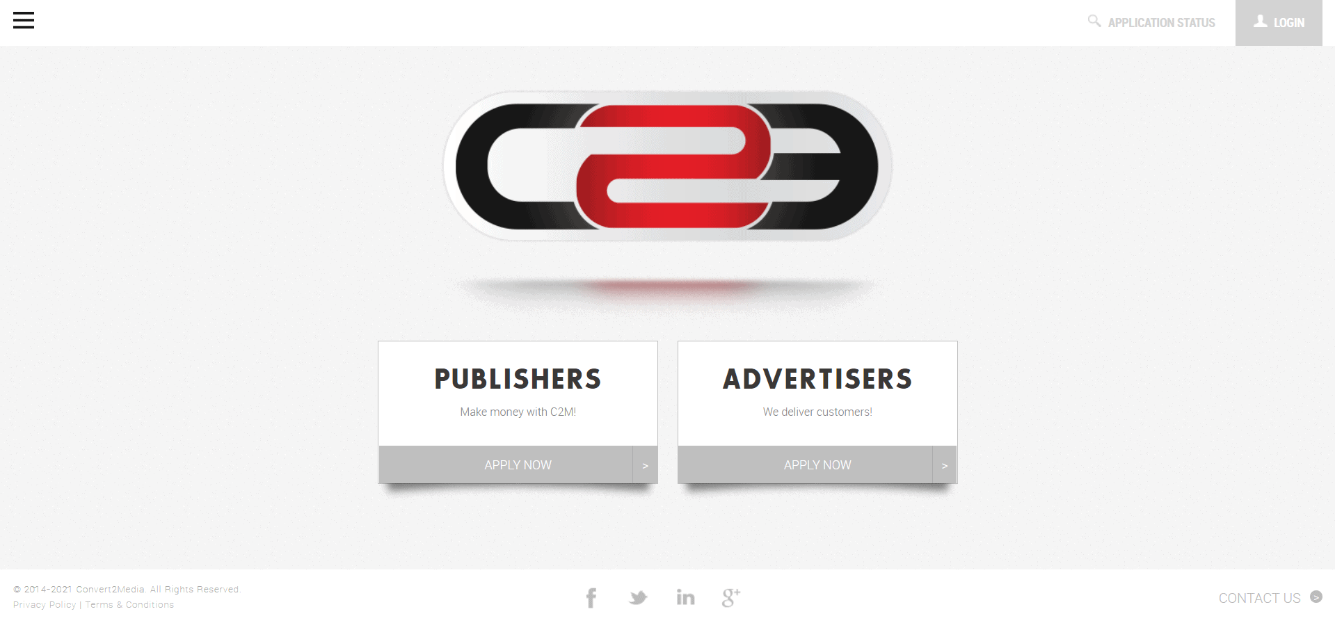 Convert2Media - Best Affiliate Network
