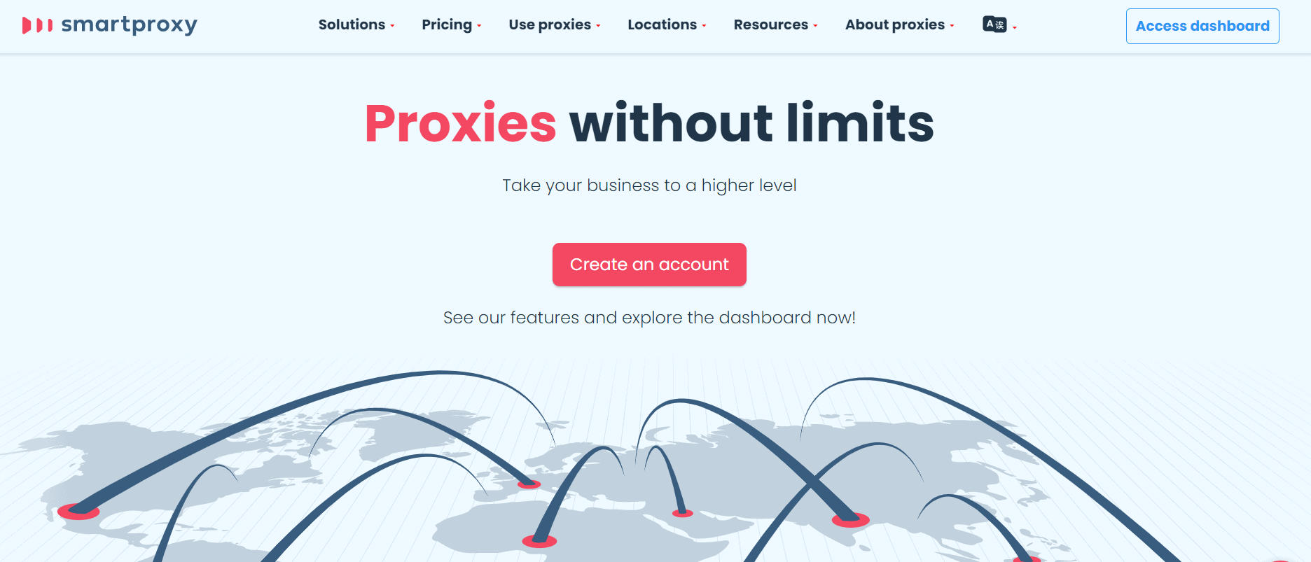 Smartproxy - Take your business to higher level