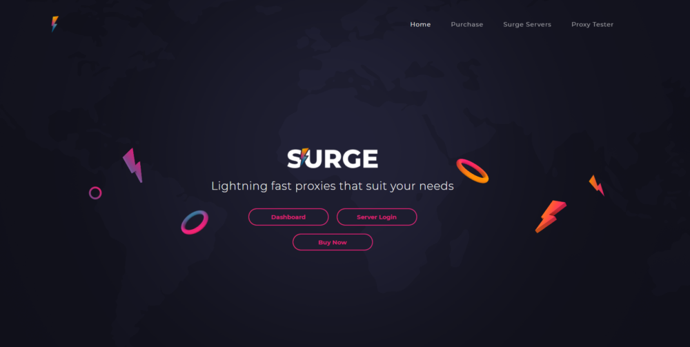 Surge proxies