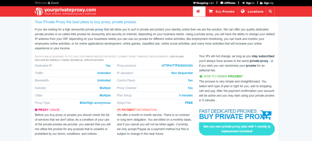 Premium ISP Proxy Providers for Copping Sneakers - Your private proxy