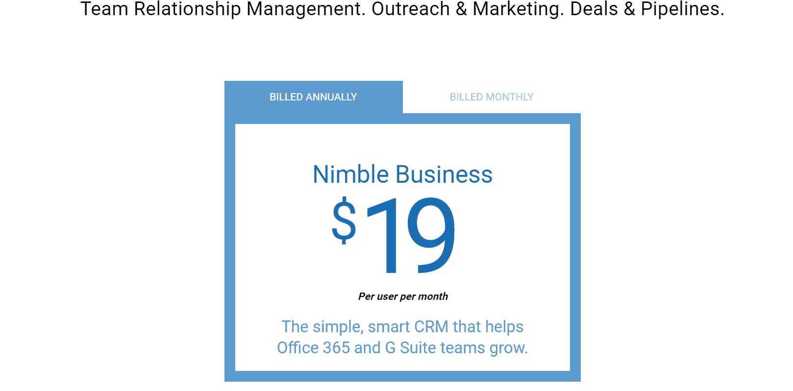 Nimble-Price