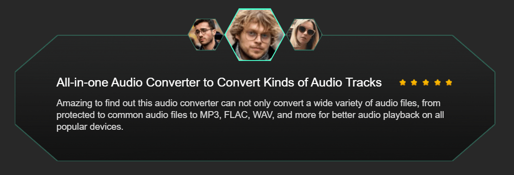 DRmare Music Converter Review