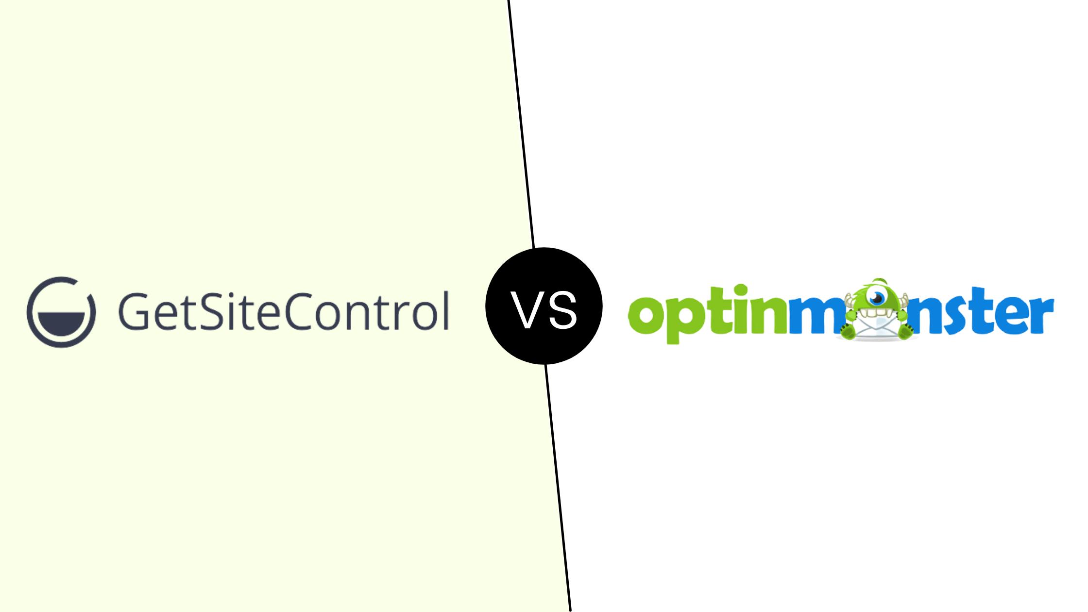 Getsitecontrol vs OptinMonster