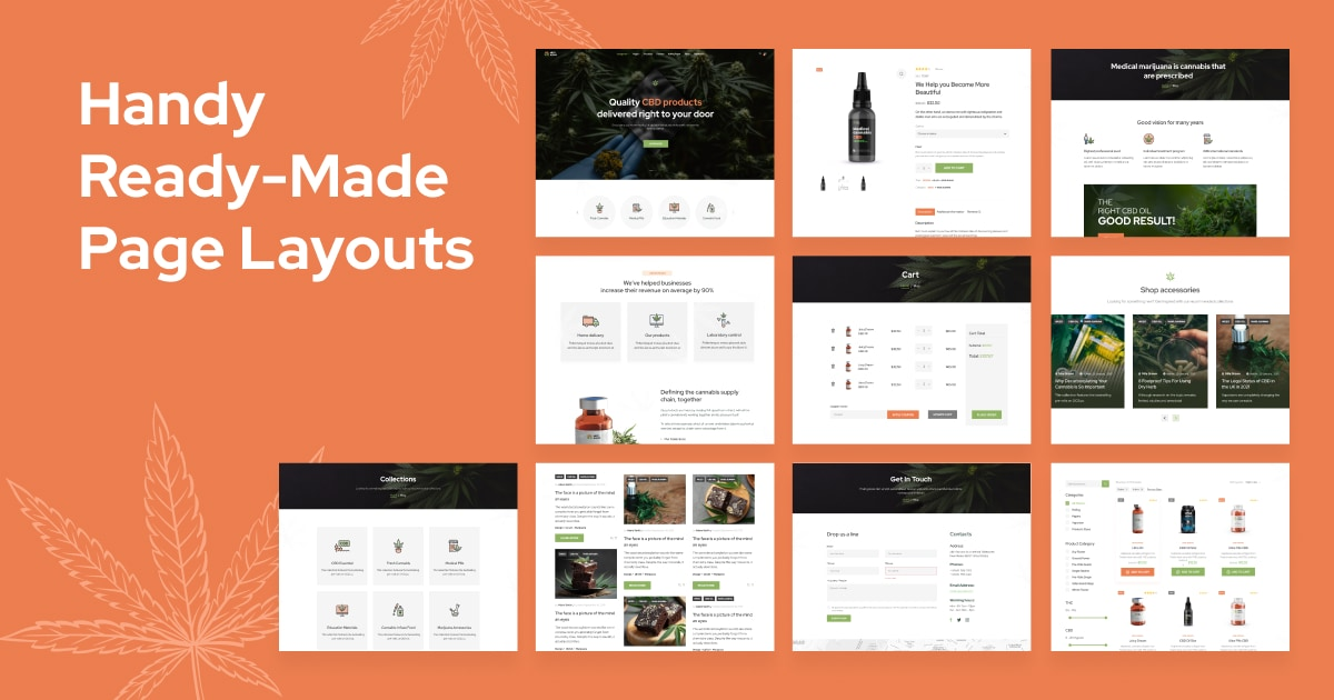 Handy Ready-Made Page Layouts