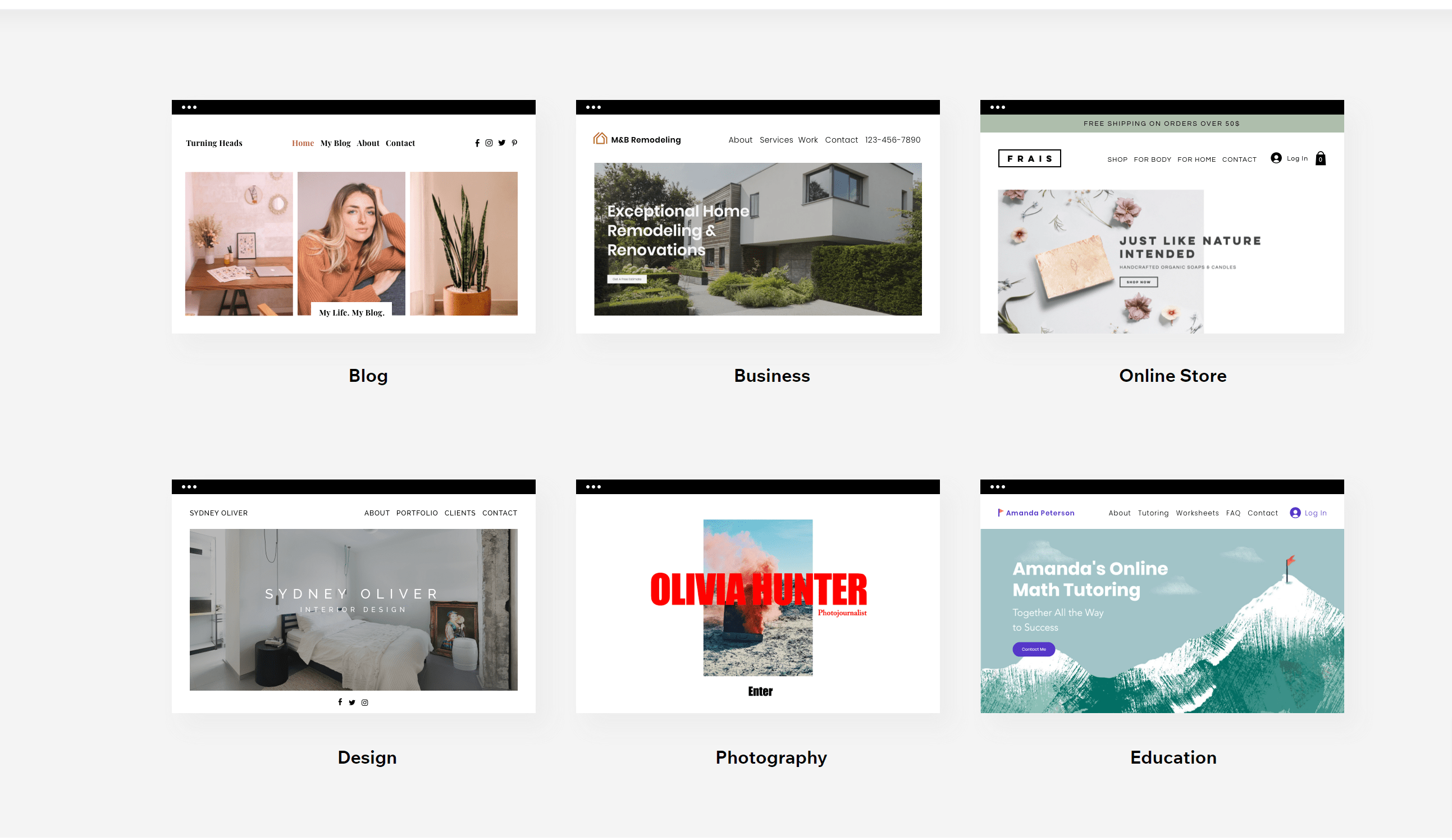Wix free website builder templates- Wix promo codes and coupkns