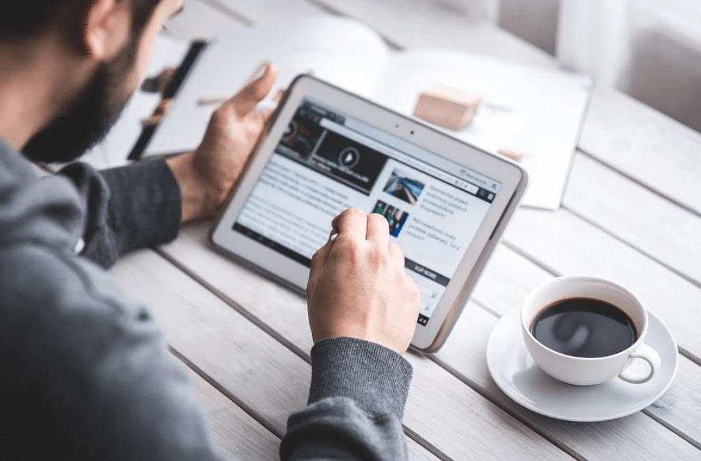 blogging - Most Profitable Online Businesses