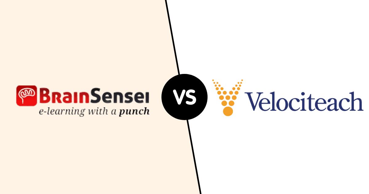 Brain Sensie vs VelociTeach