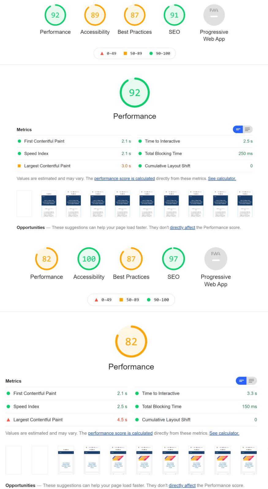TMDHosting speed and performance