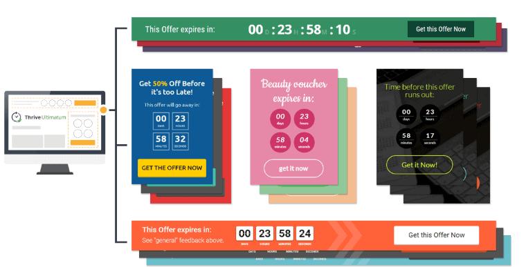 Thrive Ultimatum countdown timer