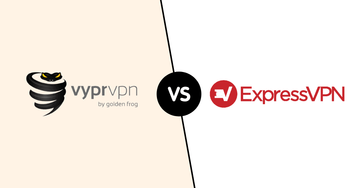 VyperVPN vs ExpressVPN