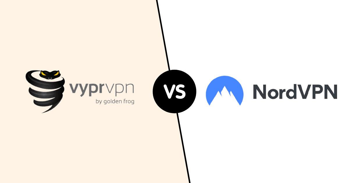 VyperVPN vs NordVPN